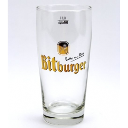 Bier d bitburger bokaal  0%  0.250