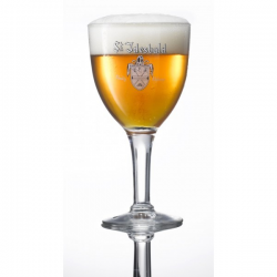 Bier b st.idesbald bokaal  0%  0.000