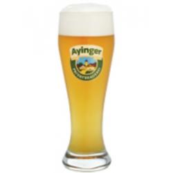 Bier d ayinger witbier 0.5 glas  0%  0.500