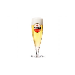 Bier b vedet voetglas  0%  0.200