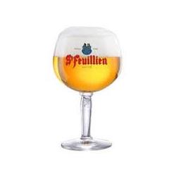 Bier b st.feuillien bokaal  0%  0.300
