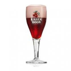 Bier b boon kriek voetglas  0%  0.250