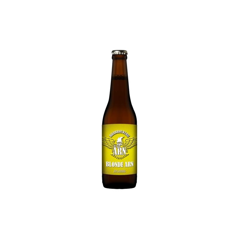 Arn brouwerij blonde arn fles  6%  0.330
