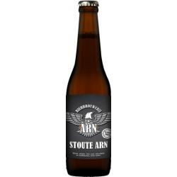 Arn brouwerij stout fles  7%  0.330