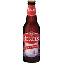 Texels noorderwiend winterbier fles  8%  0.30