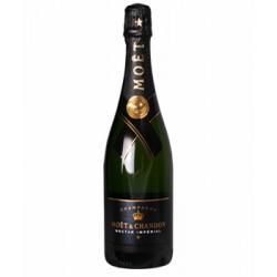 Champ moet chandon nectar imperial 12%  0.750