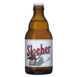B sloeber bier fles  6%  0.330