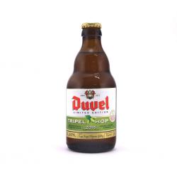 B duvel tripel hop fles editie 2015 10%  0.33