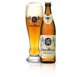 D lowenbrau klares weizen fles  6%  0.500