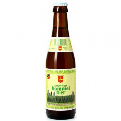 B hommel bier fles  7%  0.300