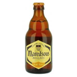 B maredsous nr. 6 blond fles  6%  0.250