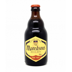 B maredsous nr. 8 bruin fles  8%  0.250