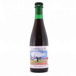 B cantillon bio kriek 0.375 fles  5%  0.375