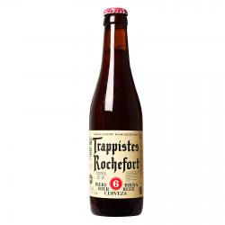 B rochefort trappist rood fles 6  5%  0.330