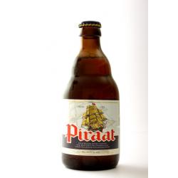 B piraat bier fles  8%  0.250