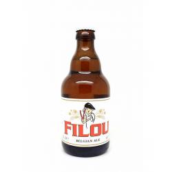 B filou blegian ale fles  9%  0.330