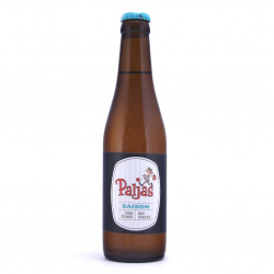 B paljas saison fles  6%  0.330