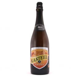 B kasteel 0.75 statie fles trippel 11%  0.750