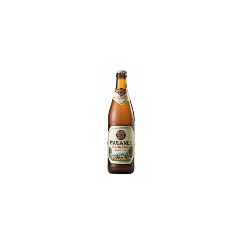 D paulaner hefe weisse fles  7%  0.500