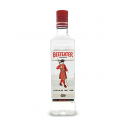 Gin beefeater gin liter 47%  1.000