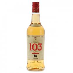 Brandy spaanse osborne 103 liter 36%  1.000