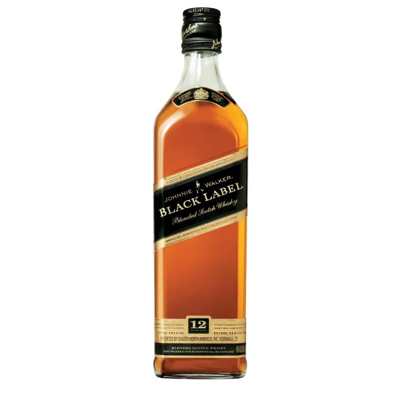 Whisky walker black label 0.7 40%  0.700