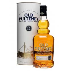 Malt old pulteney 12yrs 40%  0.700