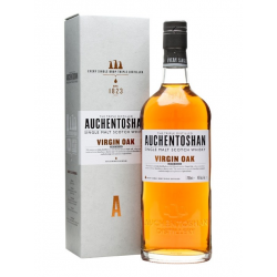 "Malt auchentoshan virgin oak one""a 46%  0.70"""