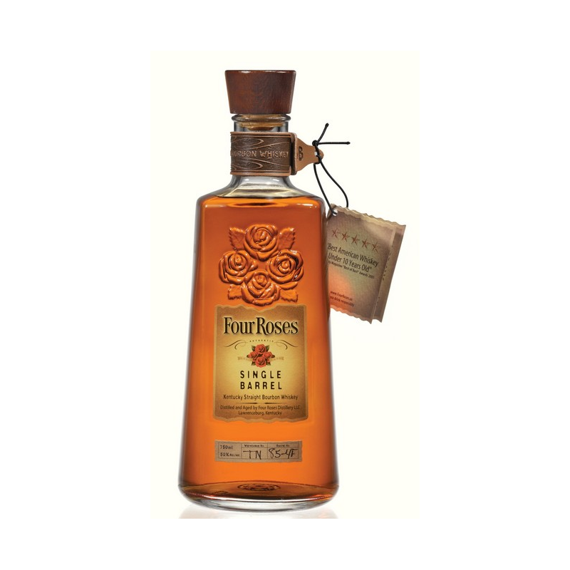 Bourbon four roses single barrel 50%  0.700
