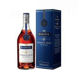 Cognac martell gordon bleu 40%  0.700