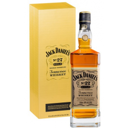 Bourbon j.daniels gold no 27 0.7ltr 40%  0.70