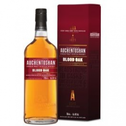 Malt auchentoshan 14yrs blood oak 46%  0.700