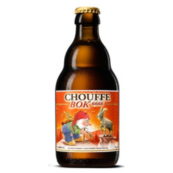 B bockbier la chouffe 0.33fles  8%  0.330