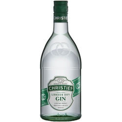 Gin christies london dry...
