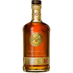Rum bacardi 10yrs gran...
