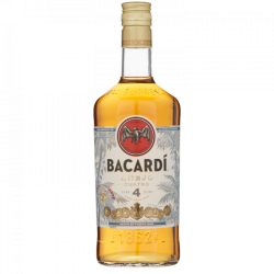Rum bacardi 4yrs anejo...