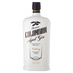 Gin dictador colombian aged...
