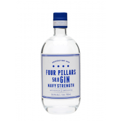 Gin four pillars navy...