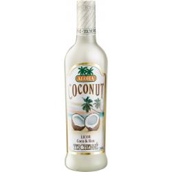 Aloha coconut (tropical...
