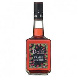Dolfi liqueur de fraise 0.5...