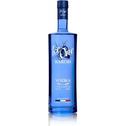Vodka ice one baron...