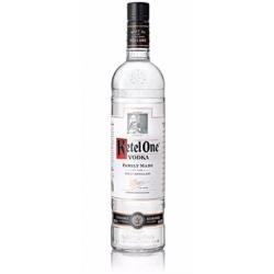 Vodka ketel one liter gold 325jaar 40%  1.000