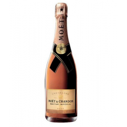Champ moet chandon rose...