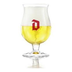 Bier b duvel bokaal  0%...