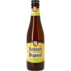 B saison dupont dry hopping...