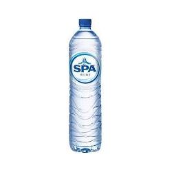 Spa reine plastic fles...