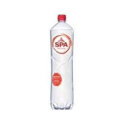 Spa intense plastic fles...