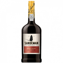 Port sandeman ruby 19% 0.750
