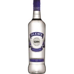 Gin glen's london extra dry...