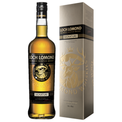 Whisky loch lomond...
